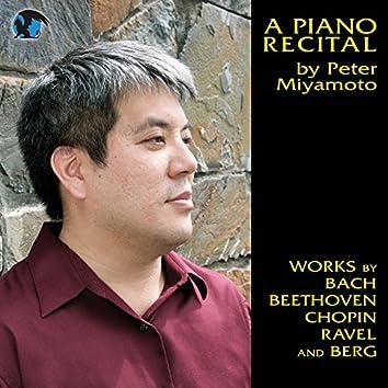 A Piano Recital