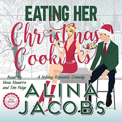 Eating Her Christmas Cookies cover art