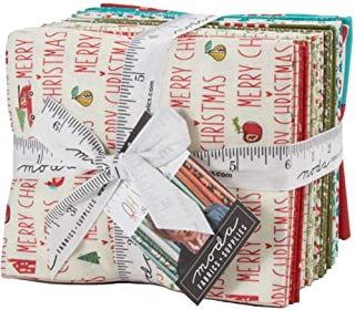 Moda Oh What Fun Fat Quarter Bundle by Sandy Gervais 17990AB