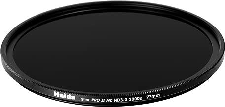 Haida 77mm Slim PROII Neutral Density Multi-Coated ND 3.0 1000x Filter ND1000 77
