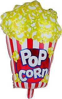 popcorn foil balloon