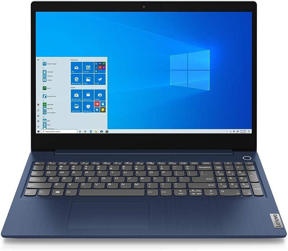 Lenovo ideapad 3 notebook, full hd tn, processore intel core i3-1005g1, 512 gb ssd, ram 8 gb, fingerprint IdeaPad 3 15IIL05