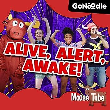 Alive, Alert, Awake!