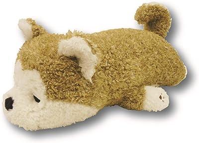 りぶはあと 抱き枕 フラッフィーアニマルズ 秋田犬のマサオ Lサイズ W70xD30xH18cm 58625-42