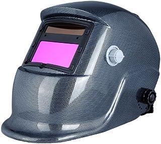 KKmoon Casco Solar-Alimentado de Soldadura de Oscurecimiento Automático Máscara de Soldadores de Arc Tig