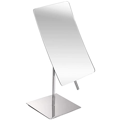 Chrome strips to border mirror maybe, were