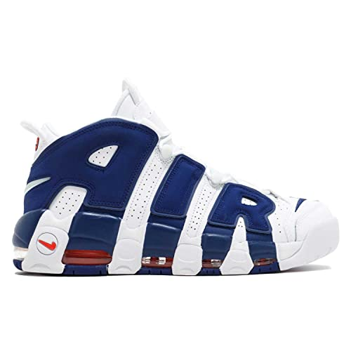 3d8a45b352177 Nike Mens Air More Uptempo  96 Basketball Shoes
