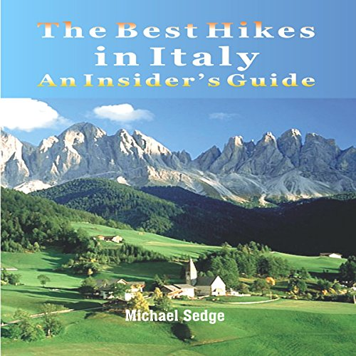 The Best Hikes in Italy audiobook cover art