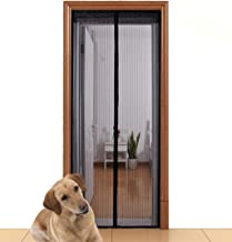 custom size magnetic screen door