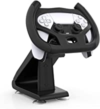$31 » Sponsored Ad - PS5 Steering Wheel,Driving Game Steering Wheel Racing Controller Set Stand Bracket Holder for Playstation 5...