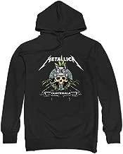 Men's James Hetfield Guatemala Metallica Skulls Hoodie