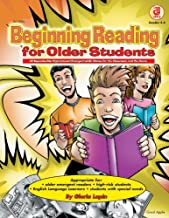 Beginning Reading for Older Students, Grades 4 to 8 (Language Arts)