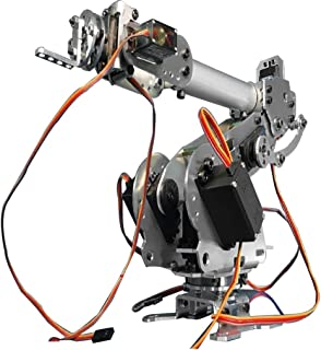 Robotics Baosity DIY Robotic Arm kit 6-Axis Servo Control