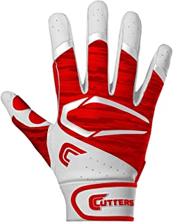 Cutters Gloves Power Control 2.0 Batting Gloves, Pair