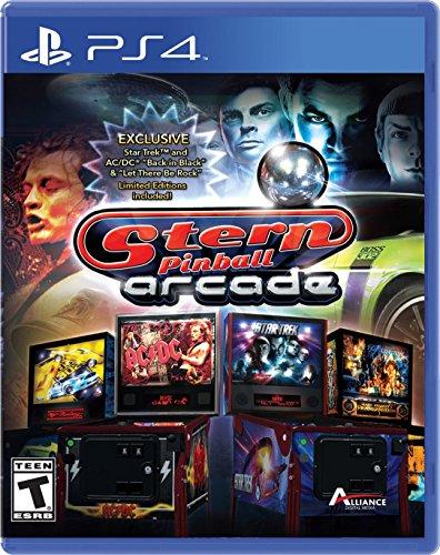 Stern Pinball Arcade - PS4