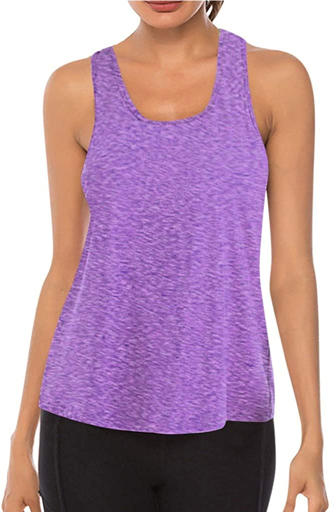 FUNEY Workout Tank Tops for Sale SALE% OFF Women Shirts Runn Athletic Yoga Max 41% OFF
