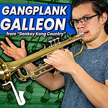 """Gangplank Galleon (From """"Donkey Kong Country"""")"""