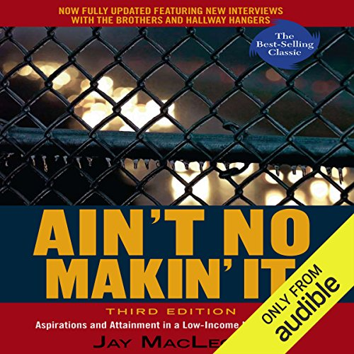 Couverture de Ain't No Makin' It