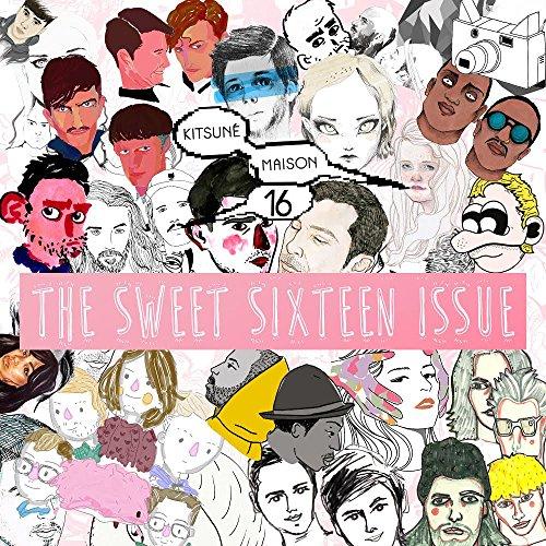 Kitsuné Maison 16 Sweet Sixteen Issue