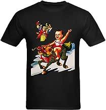 Definite Myself Men's STP Stone Temple Pilots Purple Art Design T-Shirt