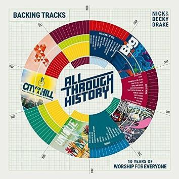 All Through History [Backing Tracks]