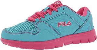 Fila3SR20851 - Speed Runner Unisex Niños Niñas , (Azul/Rosado), M Niño pequeño