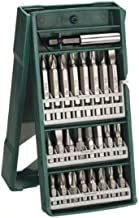 Bosch Home and Garden Bosch Power Tools Accessories 2607019676 Mini X-Line Screwdriving Set (25 Pieces)