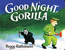 Goodnight Gorilla by Peggy Rathmann
