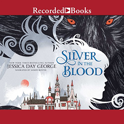 Silver in the Blood audiobook cover art