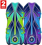 Sno-Storm 45' Stylus Winter Snow Sled 2-Pack