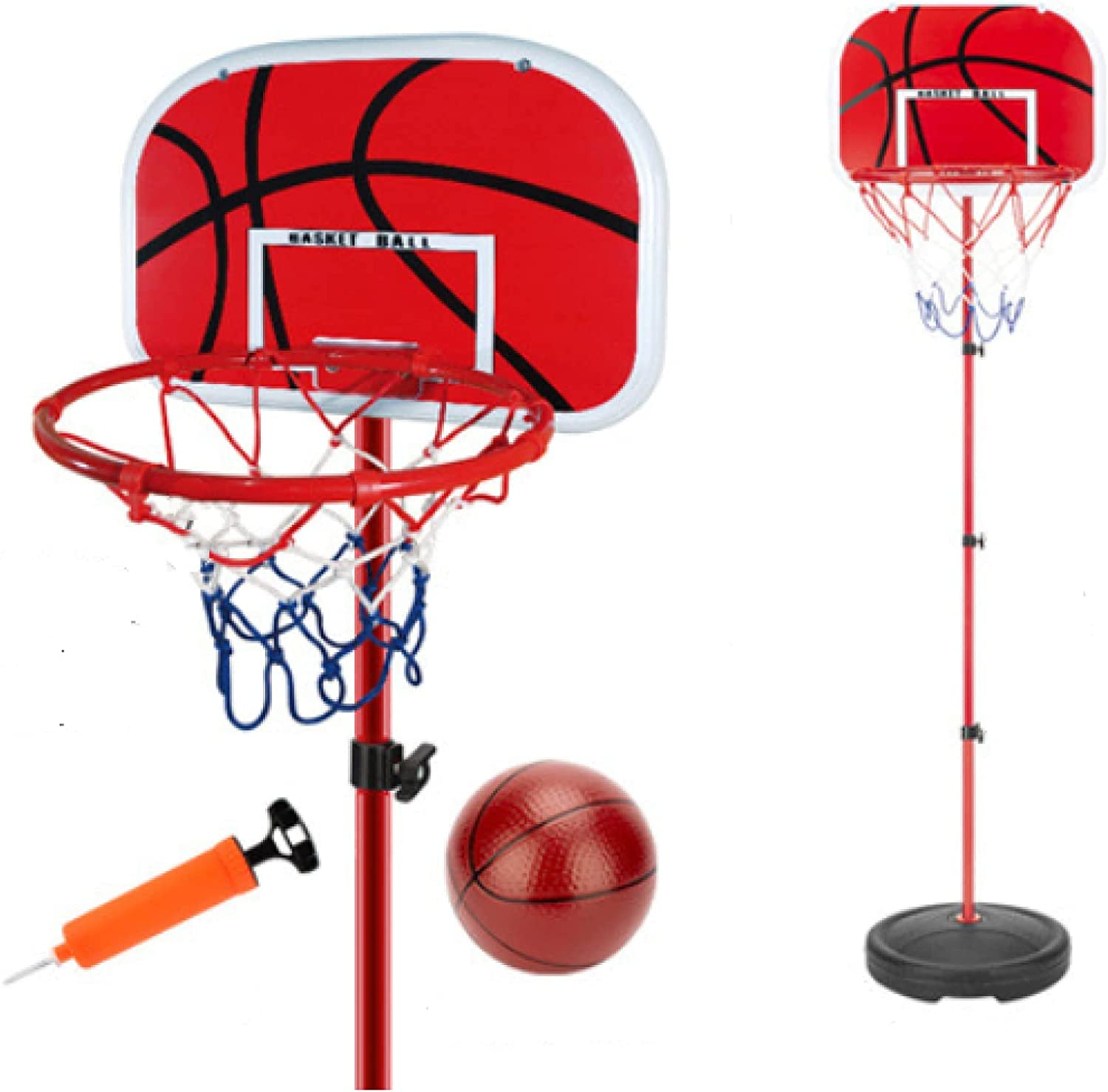 Msheng Children's Portable Basketball Hoop Indoor Clearance SALE Kansas City Mall Limited time Plas Household