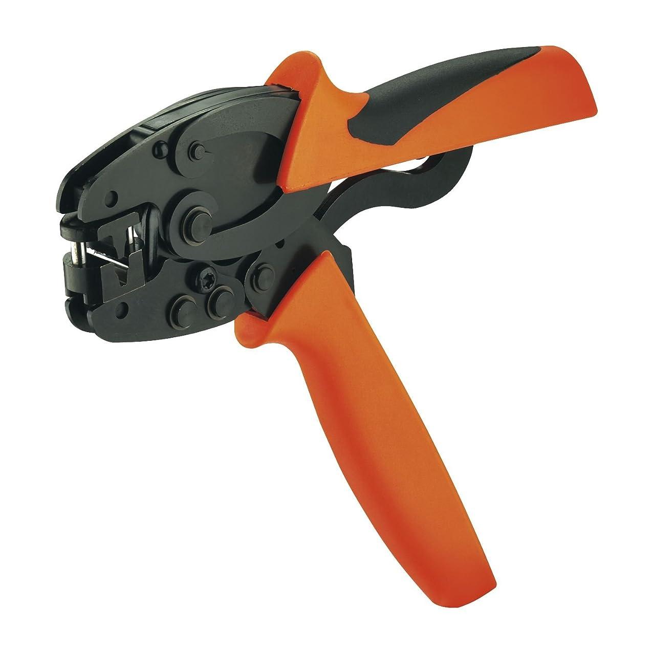 喜び洋服販売計画ワイドミュラー 圧着工具 PZ 6 Roto 9014350000