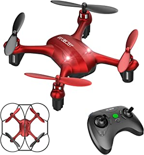 TEC.BEAN Mini Drone for Kids, Pocket Drone with Altitude Hold Mode, One Key Return Home, Flying Training Drone for Beginners