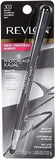Revlon PhotoReady Kajal Matte Charcoal Eye Pencil (Pack of 2)