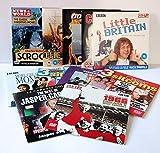 Lote de 11 películas. Promo The People + News of the World. DVD