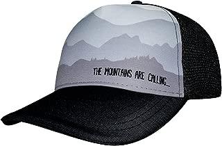Misty Morning 5 Panel Trucker Hat