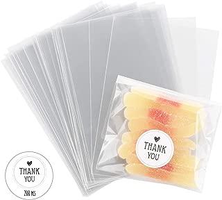200Pcs Candy Treat Bags 4