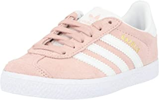 Adidas Boy's Gazelle C Leather Sneakers