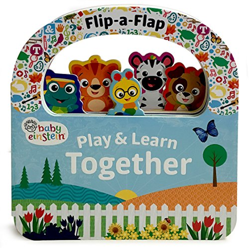 PLAY & LEARN TOGETHER-LIFT FLA (Baby Einstein)
