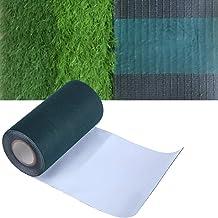 Cinta de unión de césped artificial - 5mx15cm Césped artificial de unión verde Cinta de unión para césped, alfombra de césped autoadhesiva