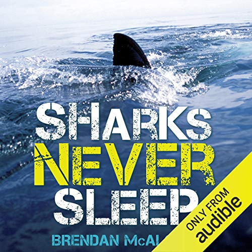 Couverture de Sharks Never Sleep
