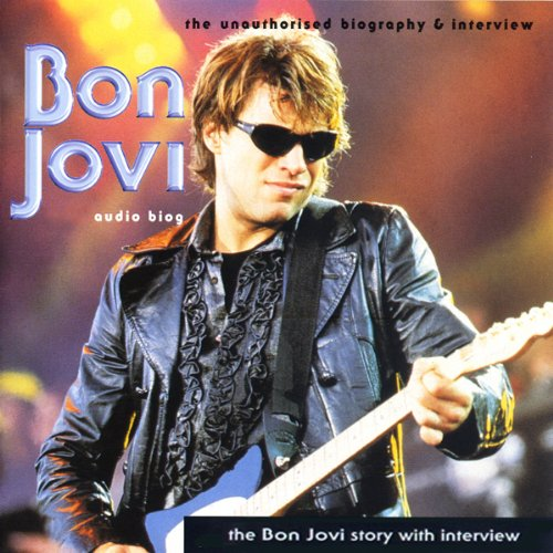 The Bon Jovi Story audiobook cover art