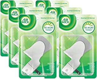 Air Wick Scented Oil Air Freshener Warmer, 1 ct (Pack of 6)