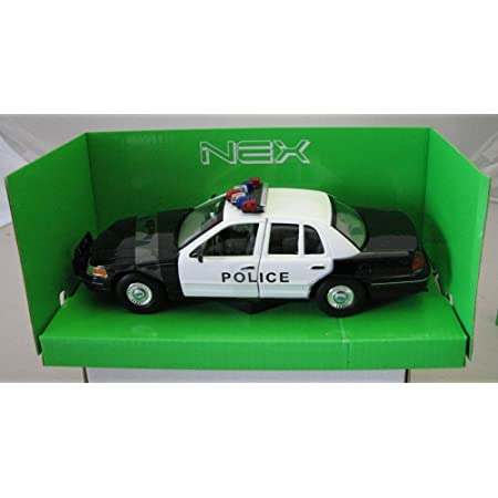 Greenlight 783 12911 1 18 Scale The Cat 2009 Ford Crown Victoria Toy Spielzeug