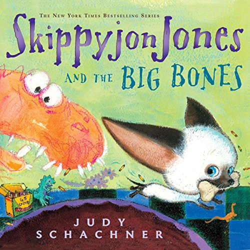 Skippyjon Jones and the Big Bones                   By:                                                                                                                                 Judy Schachner                               Narrated by:                                                                                                                                 Judy Schachner                      Length: 9 mins     Not rated yet     Overall 0.0