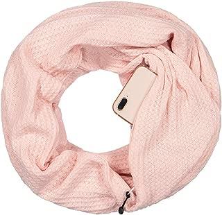 frayed infinity scarf
