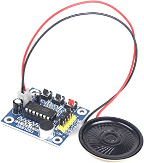 Módulo De Reproducción De Grabación De Voz De Audio De Sonido Con Micrófono ISD1820 Altavoz