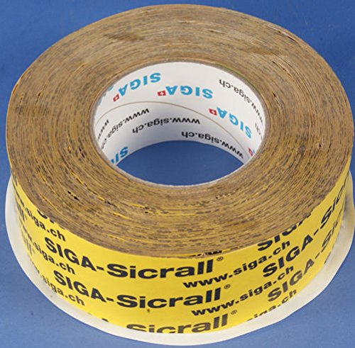 Siga Sicrall Klebeband - 170 mm x 40 m