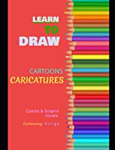 Learn To Draw Cartoons Caricatures