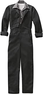 Men's Long Sleeve Twill Action Back Coverall